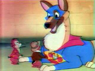 Screenshot from Flash the Wonder Dog (Episode)